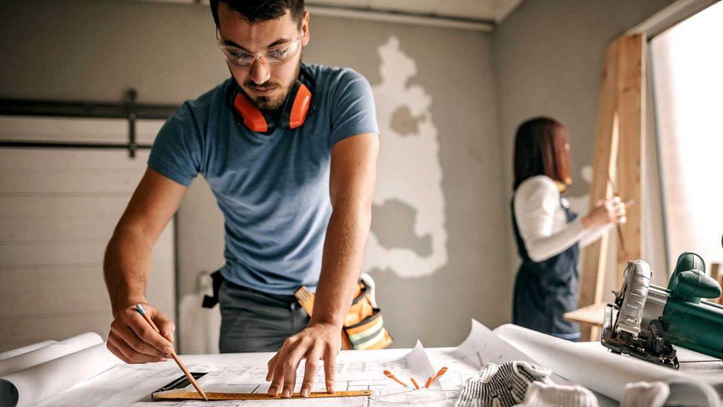 measuring up home renovation plans